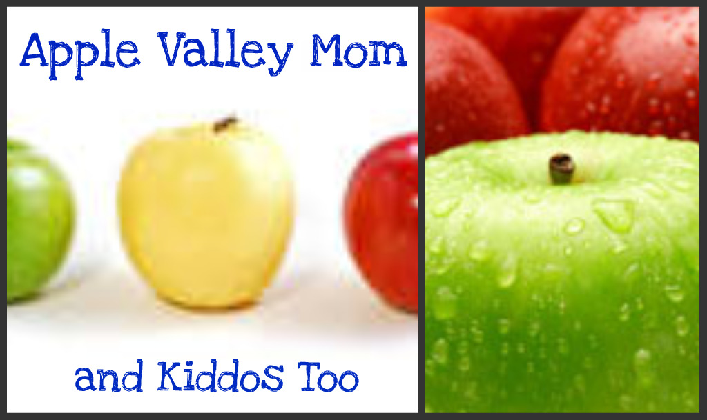 Apple Valley Mom and kiddos too!