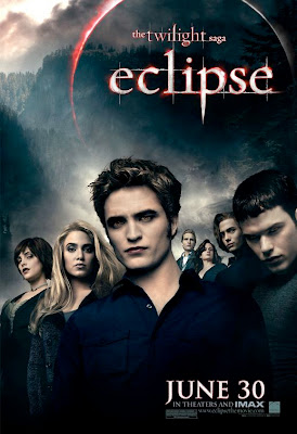 the twlight saga eclipse movie poster