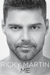 Ricky Martin's book ME