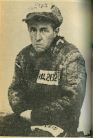 Solzhenitsyn in gulag, 1953