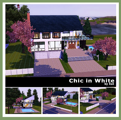 Sims 3 Houses. from for my Sims 3 house.