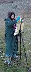 Aleta Karstad, plein air painter