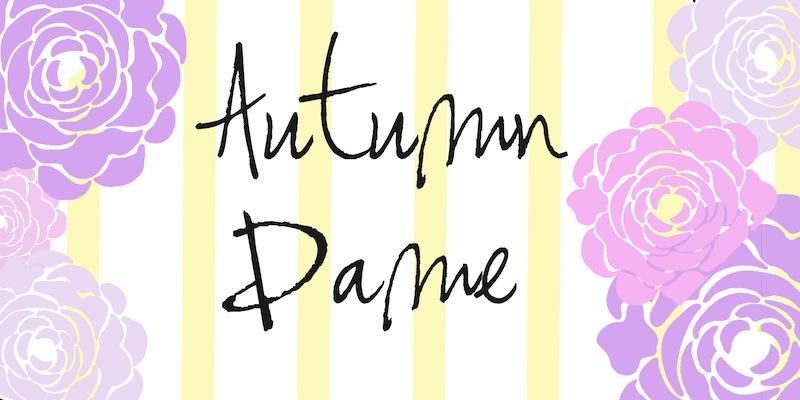 autumn dame