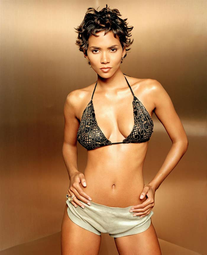 halle berry s body