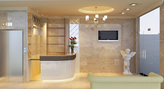 loby design interior
