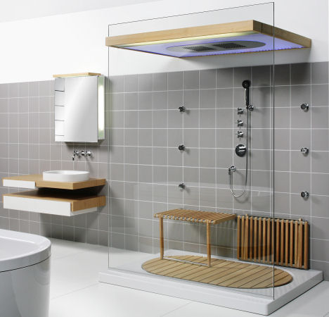 Minimalist Design Bathrooms