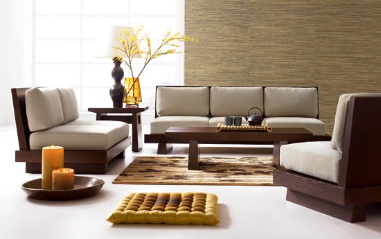 Living Room Minimalist Modern Design