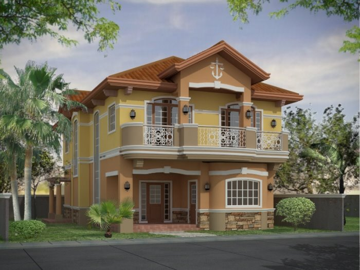 House Designs Front View