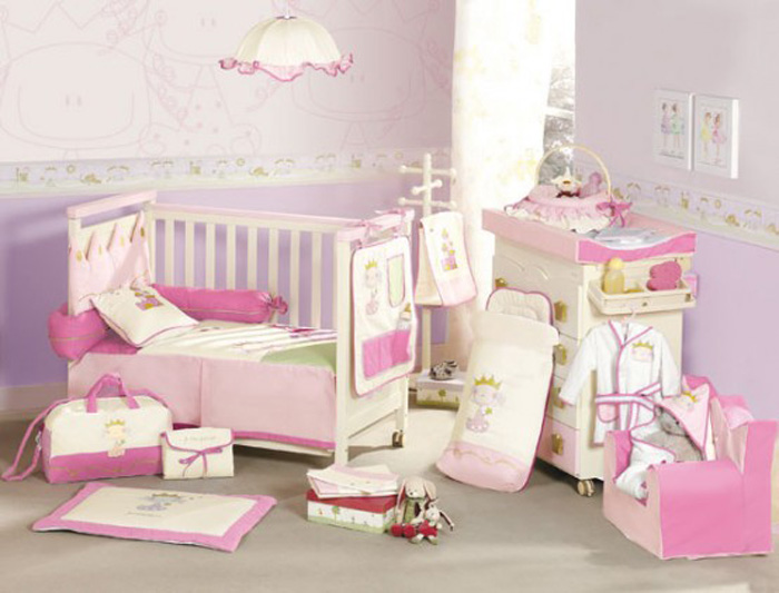 Baby Girl Room Decor Ideas