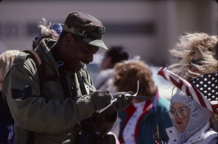 SSgt Anthony Lambert, USAF Photojournalist