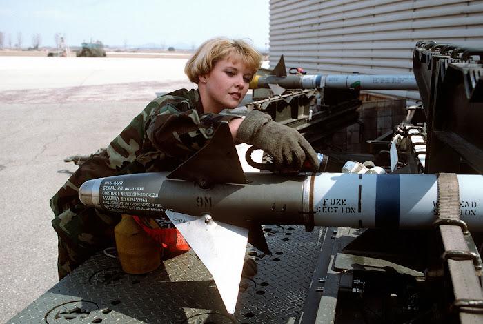 SrA Sarah Esparza, 51st Maintenance Squadron