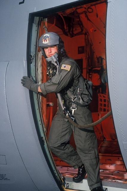 A1C Michael K. Savage, Loadmaster