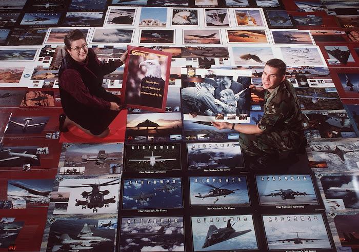 USAF Litho Program