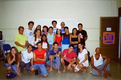 REGISTRO DE OFICINA DE IDENTIDADE CULTURAL NO SESC RONDÔNIA - 2007