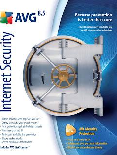 Chave Até 2018   AVG 8.5 Internet Security