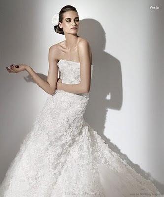 Весільні сукні від elie saab колекція haute