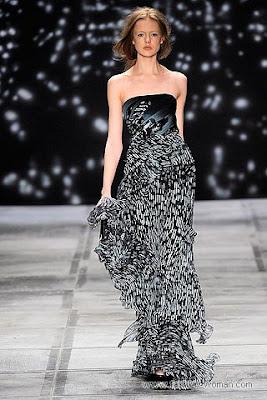 isaac mizrahi osen zima 2010 2011 Вечірні сукні (фото). Вечірні плаття від знаменитих Будинків Мод