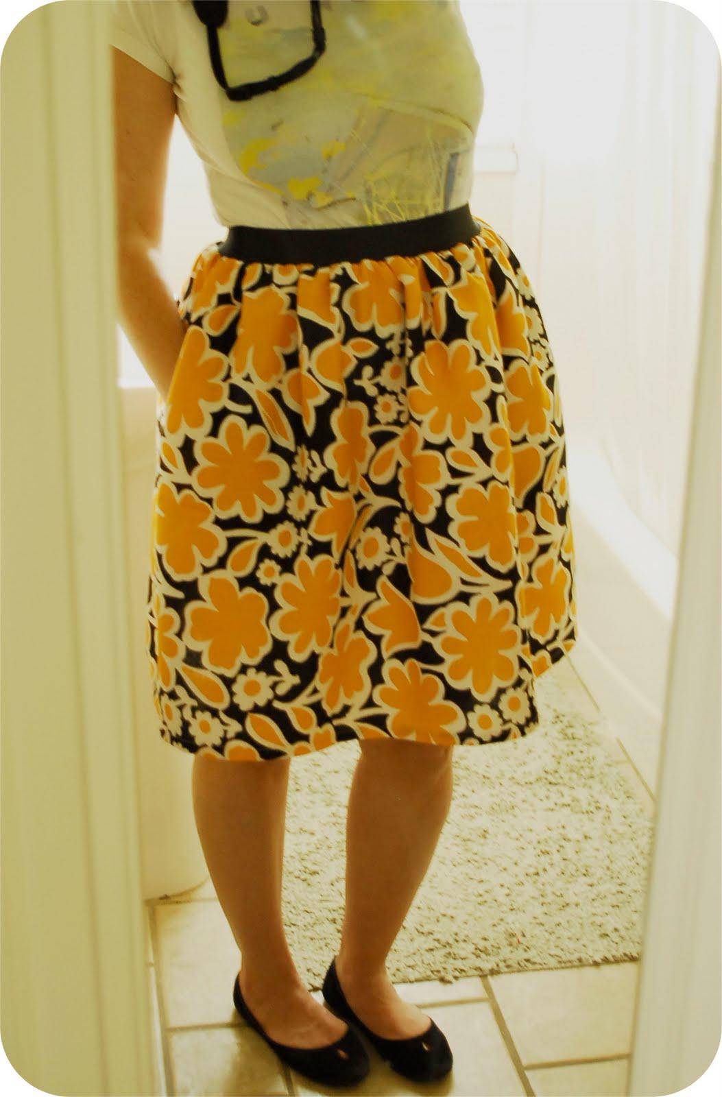 Как сшить юбку для девочки: мастер-класс. Как пошить юбку Как сшить юбку для девушки своими руками