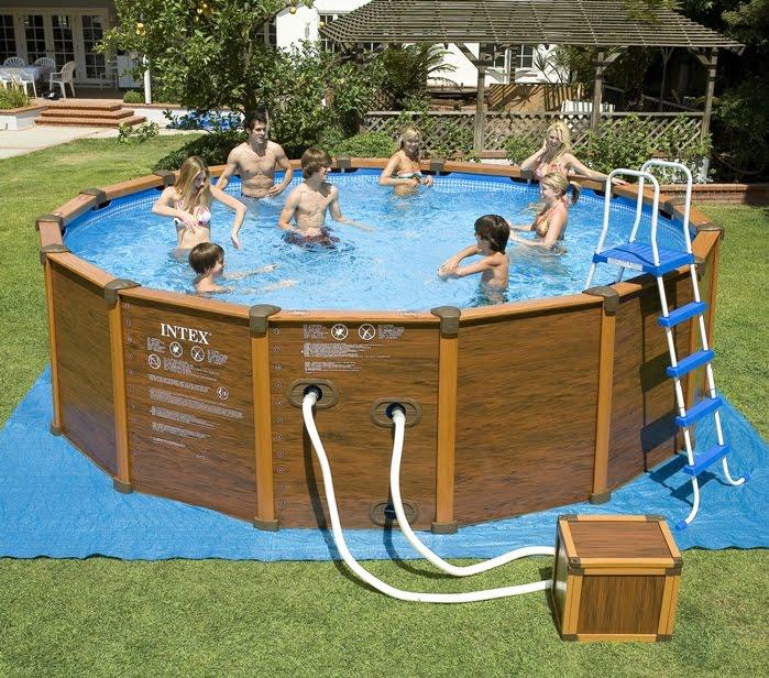 Intex zwembad zwembaden for Verwarming intex zwembad
