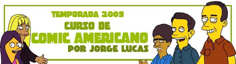 Curso Comic Americano Temporada 2009