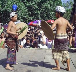 """Perang Pandan"", Tenganan Village, Bali"