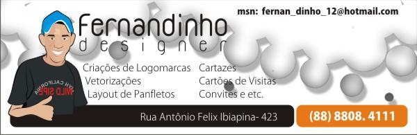 Fernandinho design