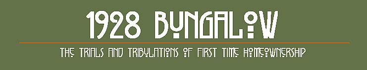 1928 Bungalow
