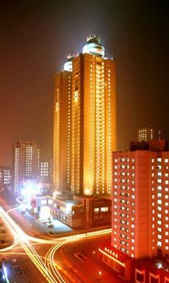 Pyongyang de noche 08