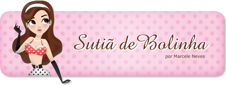 Suti de Bolinha | Por Marcele Neves