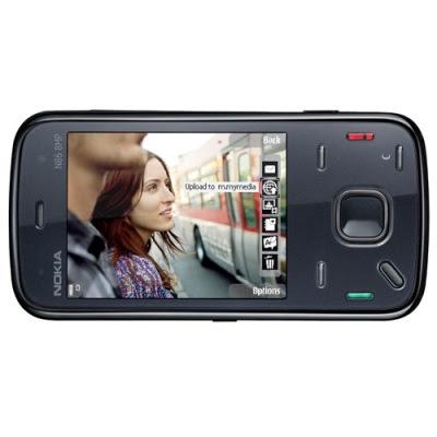 Nokia N86 8MP Indigo Front