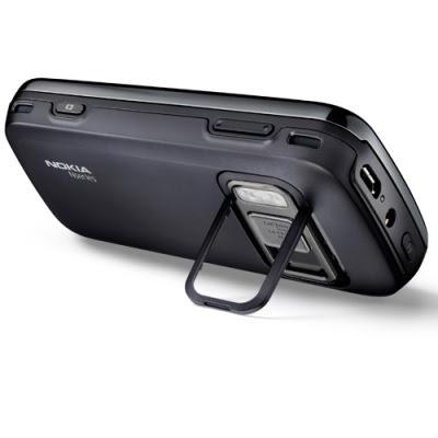 Nokia N86 8MP Indigo Stand