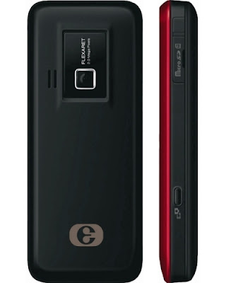 Emgeton Enzo - 3G Dual SIM GSM Mobile Phone Back Side