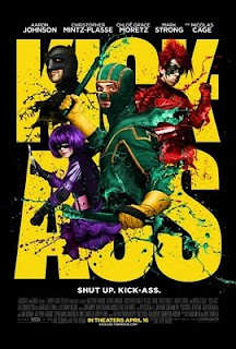 Kick-Ass (2010) DVDRip Latino