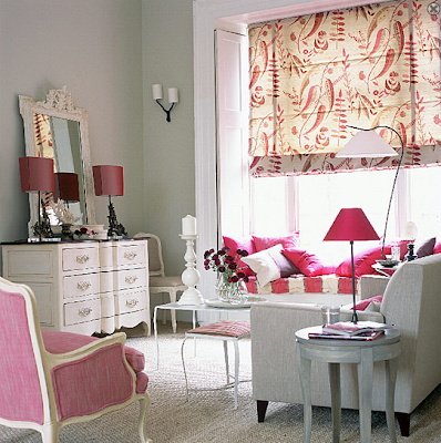 bonjour frenchie crush pink and gray. Black Bedroom Furniture Sets. Home Design Ideas