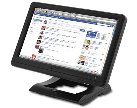 10 inch Touch Screen USB Monitor