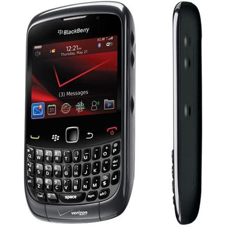 BLACKBERRY CURVE 3G 9330 AT\U0026T