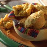 Southwestern Cornmeal Muffins
