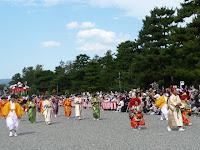 室町時代後半、京町衆は風流踊りが流行った!