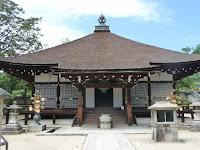 弘法大師を奉る御影堂