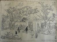 雙林寺中の芭蕉堂
