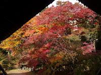 富士山のようなアングルで・・・