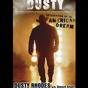 Become friends with the Dusty Rhodes book!