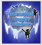 International Bloggers Community Award