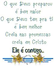 Deus é contigo