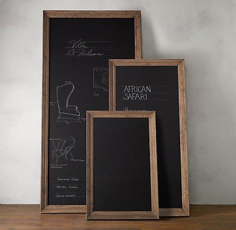 Blackboard Paint On Metal