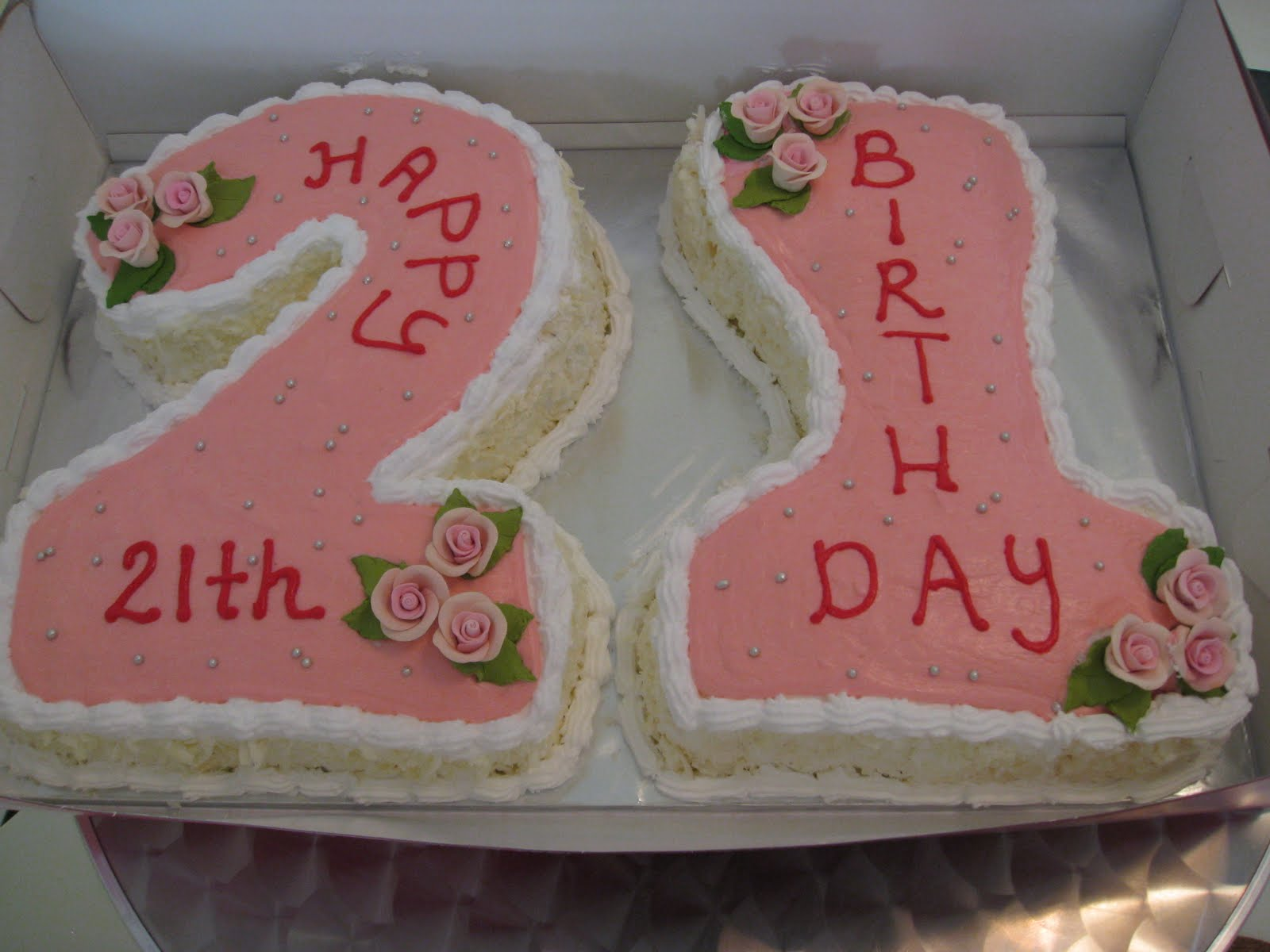 Happy21st Birthday Cakes submited images | Pic2Fly