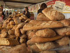 Artisanal bread competition in San Francisco
