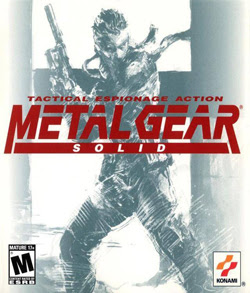 Metal gear solid 1 ( PC )