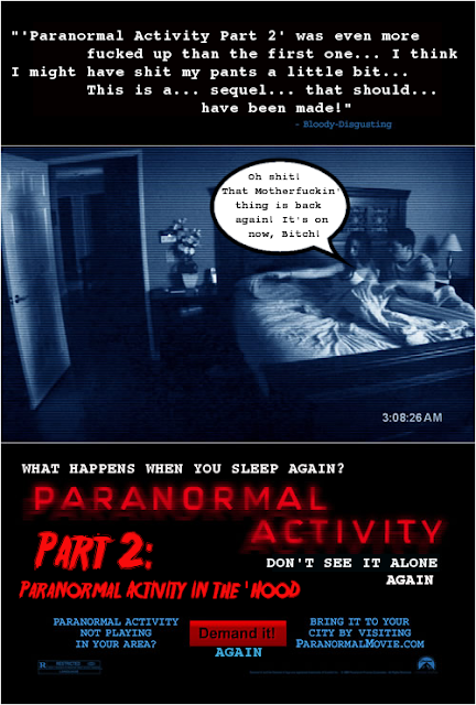 Paranormal Activity 2 (2010) [TS XviD][Napisy PL]