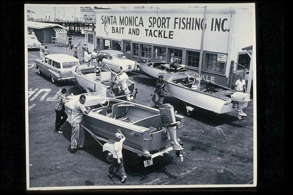 Santa Monica Sport Fishing
